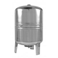 Гидроаккумулятор 100 литров, вертикальный, Нержавеющая сталь